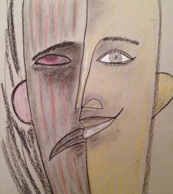 Depression Divides Sketch: Ronald Raab, CSC