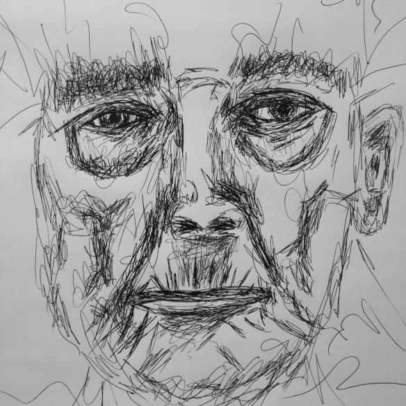 """Wisdom Matters"" Drawing: Ronald Raab, CSC"