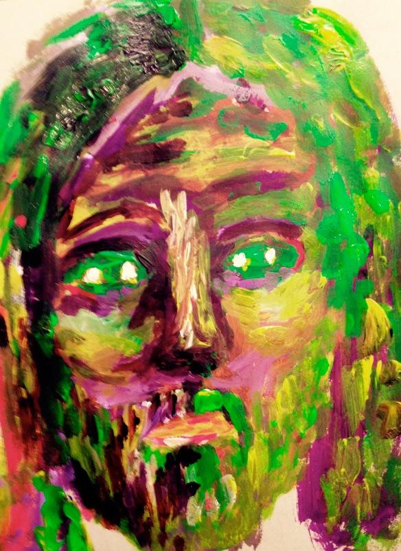 Saint Barnabas Painting; Raab
