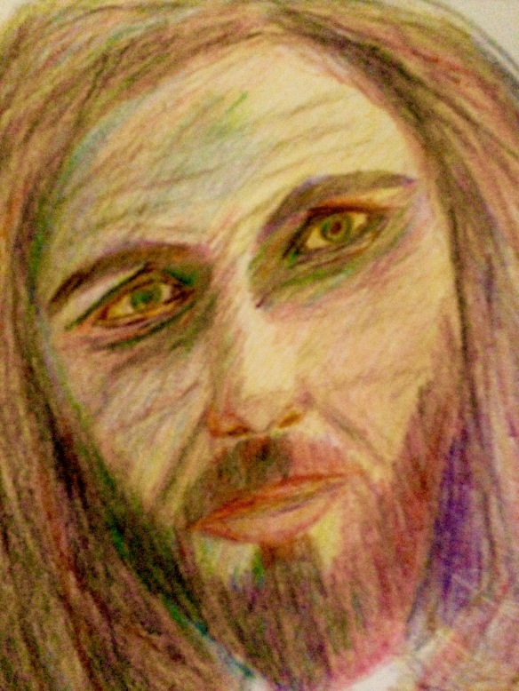 """""""Give you rest"""" Sketch: Ronald Raab, CSC"""