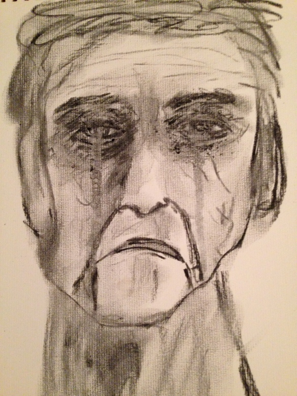 Sketch: Ronald Raab, CSC November 5, 2015