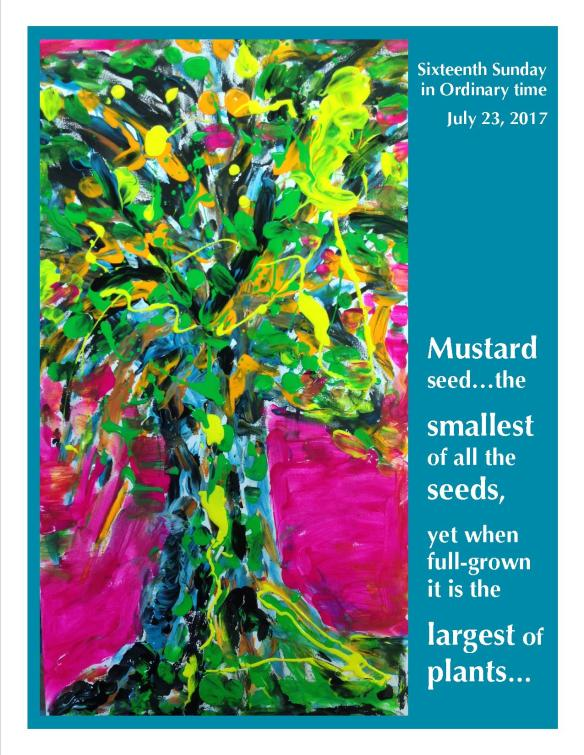 July 23 bulletin cover