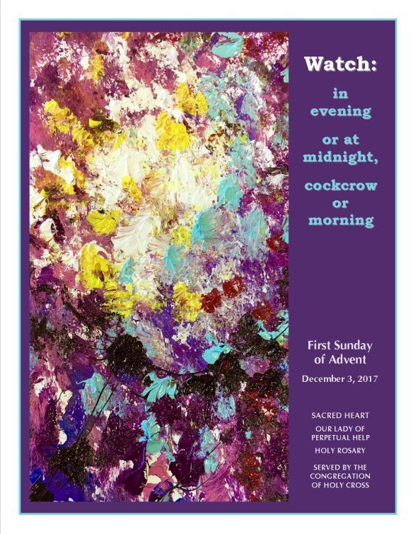 Dec. 3, 2017 Bulletin Cover