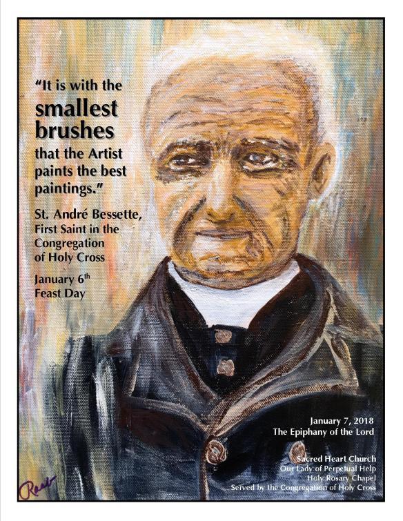 Jan. 7, 2018 Bulletin Cover
