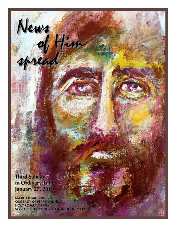 jan. 27, 2019 bulletin cover
