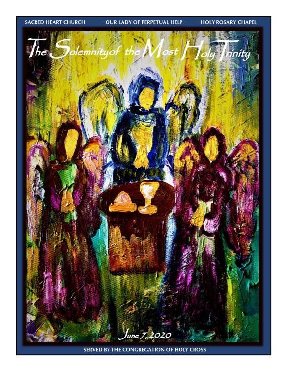 June 7, 2020 Bulletin Cover